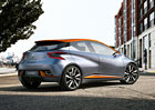 Nissan: Nový malý hatchback bude podobný konceptu Sway