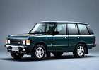 Range Rover: Minulost i současnost Autobiography