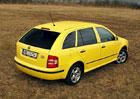 Ojetá Škoda Fabia Combi 1. generace: 1.4 MPI je nejlepší volba