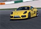 Video: Walter Röhrl a Porsche Cayman GT4