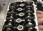 Takhle vypadá motor po 135.000 km na jeden olej