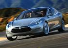 Tesla svolává ke kontrole všechny své sedany Model S