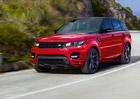 Range Rover Sport HST má 380 koní a představí se v New Yorku