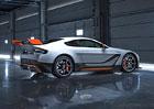 Aston Martin přejmenuje Vantage GT3