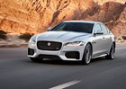 Jaguar XF 2016: XE v XL