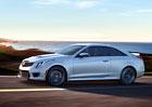Cadillac ATS-V: Více výkonu pro menší americká kladiva