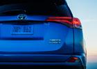 Toyota RAV4 hybrid přichází, poprvé bude k vidění v New Yorku