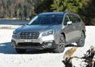 Subaru Outback na českém trhu od 939.000 Kč