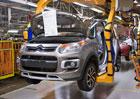 Citroën začne na Slovensku vyrábět nový model
