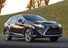 Nový Lexus RX: Hybrid a 3.5 V6 nadále zůstávají (+videa)