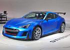 Rýsuje se nové BRZ? Subaru testuje sporťák s motorem uprostřed