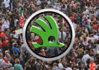 Odbory Škody Auto vyhlásily stávkovou pohotovost kvůli mzdám