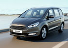 Ford Galaxy: Nov� generace nab�z� luxusn� j�zdu pro sedm
