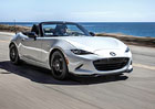 Mazda MX-5 Miata Club: Luxusně-sportovní verze ve světové premiéře