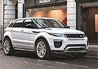 Range Rover chystá čtvrtý model, vyplní mezeru mezi Evoque aSportem