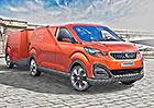 Peugeot Foodtruck: Koncept šikovného pojízdného bistra