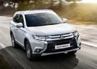 Mitsubishi Outlander: Nový vzhled s 2.0 MIVEC (110 kW) za 608.450 Kč