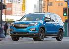 Honda Pilot 2016 dostává tovární individualizaci