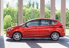 Ford C-Max a Grand C-Max: Modernizovaná MPV mají české ceny