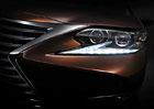Lexus ES: První náznak modernizace velkého sedanu