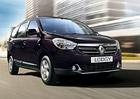 Dacia Lodgy míří do Indie, jako osmimístný Renault