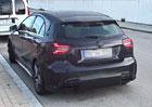 Špionážní video: Facelift vozu Mercedes-AMG A45 zachycen při testování