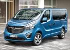Opel Vivaro Tourer Pack: Více pohodlí od tunera Irmscher