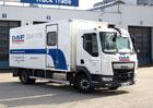 Truck Trade posiluje asistenční službu DAF ITS v České republice