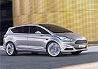 Ford Kuga a Galaxy dostanou luxusní verzi Vignale