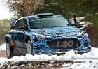 Hyundai nasad� novou i20 WRC do MS rallye p��t� rok