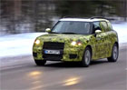 Spy video: Nové Mini Countryman povyroste