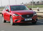 Mazda 6 Wagon 2.0 Skyactiv-G Revolution: Začátek dlouhodobého testu