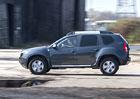 Dacia Duster Commercial zatím jen pro Velkou Británii