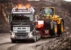 Volvo FH pro náročnější podmínky (+video)