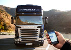 Scania a služba Vzdálená diagnostika