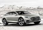 Audi Prologue Allroad: Zvýšené kombi s 900 N.m