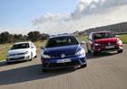 Volkswagen Golf Alltrack, GTD Variant a R Variant: Jízdní dojmy ze Španělska