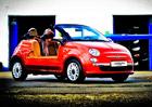 Fiat 500C Ischia Castagna Milano: Luxusní plážová pětistovka