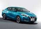 Nissan Lannia: Lehce výstřední sedan pro čínskou mládež