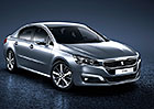 Peugeot: Nov� 508 p�ijde v roce 2017, n�stupce RCZ nebude
