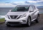 Nissan Murano Hybrid nejprve pro Čínu (+video)