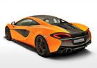 McLaren zvažuje výrobu závodní verze GT4 modelu 570S