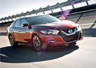 Video: Nový Nissan Maxima při testech