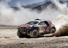 Peugeot 2008 DKR míří na China Grand Rally