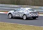 Spy video: BMW 1 sedan testuje na Severní smyčce