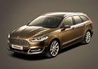 Ford Mondeo Vignale: Ceny luxusní verze začínají na 929.990 Kč