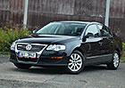 Ojet� Volkswagen Passat B6: TDI nen� z�rukou levn�ho provozu