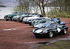 Jaguar Heritage míří na letošní Mille Miglia