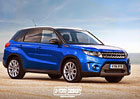 Suzuki Vitara jako malý Range Rover Stormer