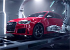 Video: Audi R8 porodilo �superhatchback� RS3 Sportback
